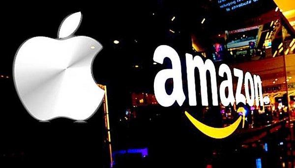 Sau Apple, Amazon cũng đã đạt được cột mốc nghìn tỷ USD