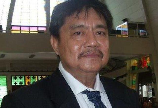 Thị trưởng Mariano Blanco (Ảnh: Rappler)