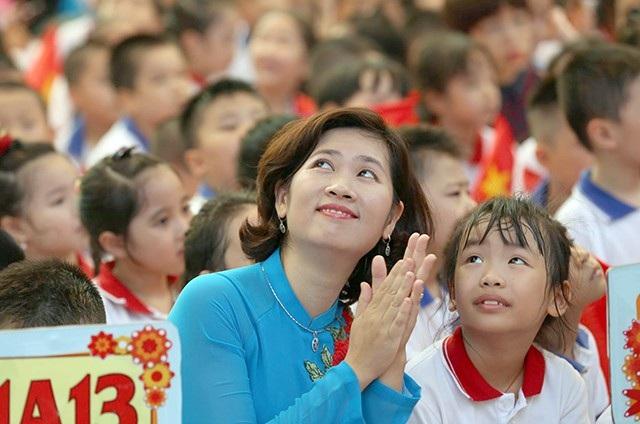 Gần 24 triệu học sinh, sinh viên dự Lễ khai giảng năm học 2018 - 2019 - 3
