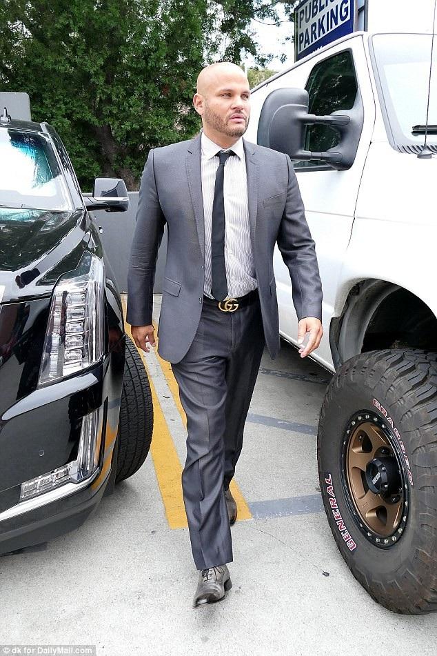 Stephen Belafonte, chồng cũ của Mel B, đấu tranh đòi giành quyền nuôi con gái Madison, 7 tuổi, sau khi vợ cũ bị tố nghiện rượu.