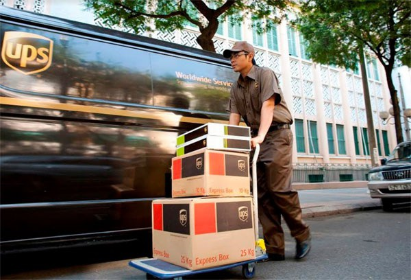 UPS đẩy mạnh hoạt động tại Châu Á - 3