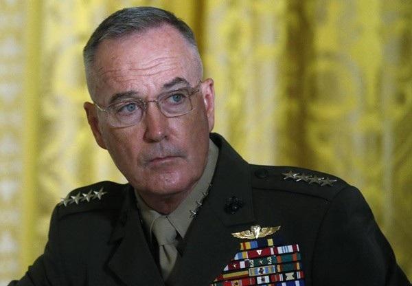 Tướng Joseph Dunford (Ảnh: Reuters)