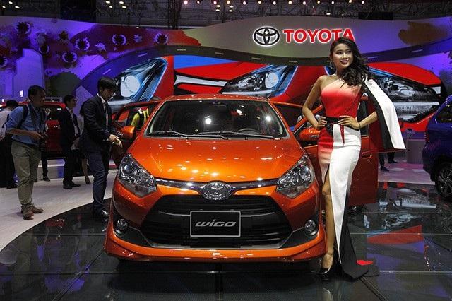 Điểm danh các mẫu xe mới có mặt tại Việt Nam trong tháng 9 - 7