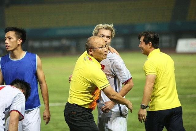 HLV Park Hang Seo đang chuẩn bị gia hạn hợp đồng với VFF