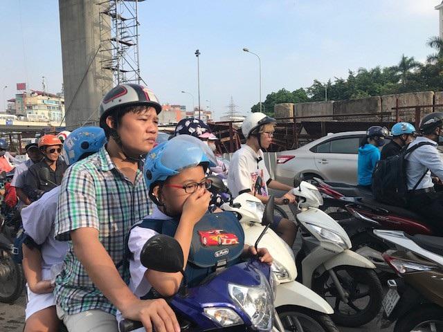 Hà Nội cũng lo ngại ô nhiễm môi trường trong tương lai trở nên nghiêm trọng hơn