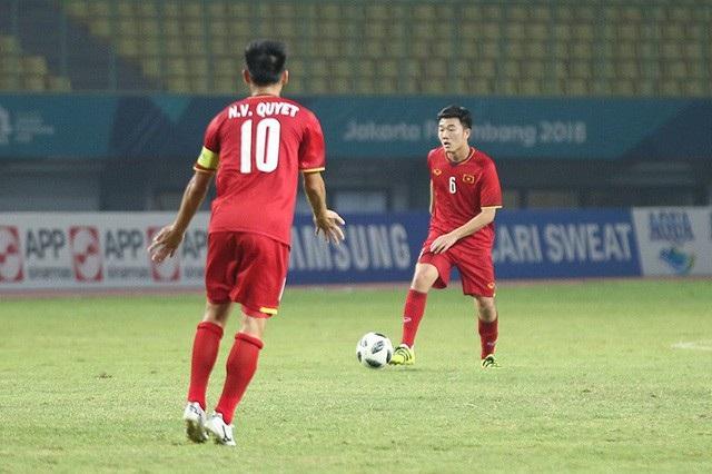 Xuân Trường sẽ phải nghỉ thi đấu hai vòng đấu tới tại V-League
