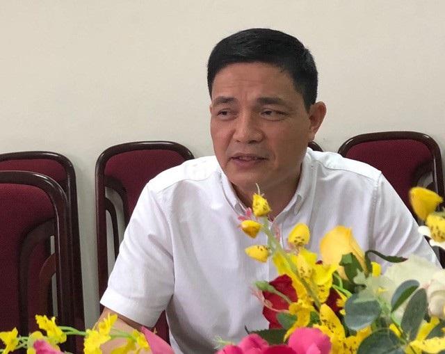 Ông Nguyễn Thanh Phong, Cục trưởng Cục An toàn thực phẩm.