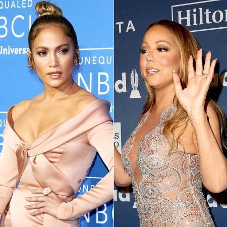 """Ngay từ đầu những năm 2000, Mariah Carey đã khơi mào chiến tranh bằng cách nói rằng mình không biết gì về Jennifer Lopez. Đến năm 2016, Mimi thậm chí còn mạnh dạn lặp lại sự """"thiếu hiểu biết"""" của bản thân trong chương trình """"Watch what happens live"""". Tuy nhiên, J.Lopez vẫn tỏ vẻ khá rộng lượng khi chỉ bày tỏ rằng: """"Tôi rất thích được quen biết với cô ấy và muốn được làm bạn với cô ấy. Tôi nghĩ cô ấy là một tài năng phi thường và tôi lúc nào cũng là fan hâm mộ của cô ấy""""."""