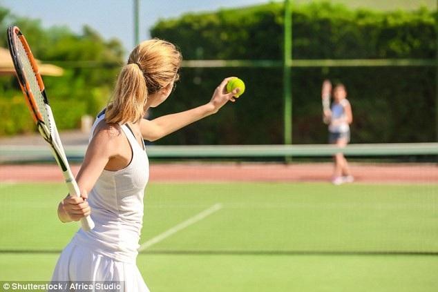 Muốn sống lâu hơn? Hãy chơi tennis | Báo Dân trí