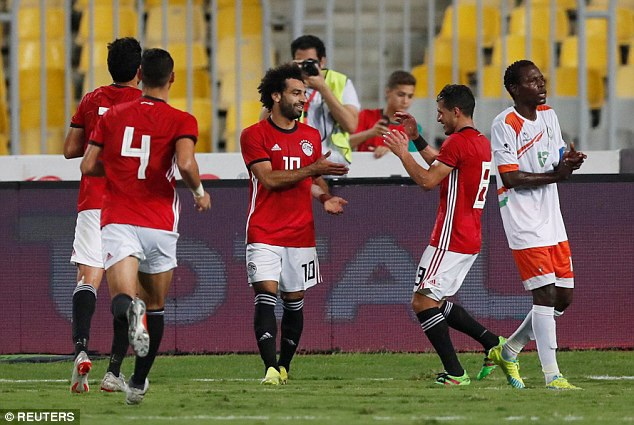 Dù sao, cầu thủ này cũng đặt dấu giày trong 4/6 bàn thắng của Ai Cập