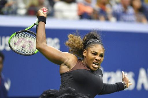 Serena Williams đã mất kiểm soát trong trận đấu chung kết US Open