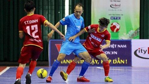 Lượt trận đầu tiên của lượt về giải futsal VĐQG 2018 diễn ra trong các ngày 8 và 9/9