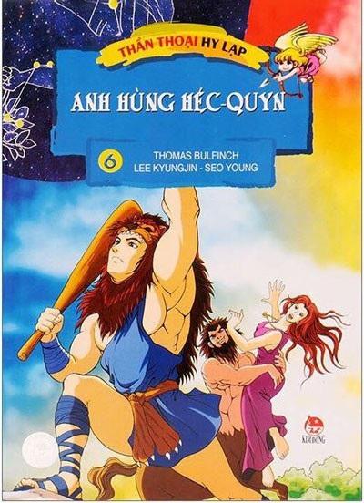 Được tái bản nhiều lần mà cuốn truyện dành cho trẻ em vẫn lọt nhiều sạn.
