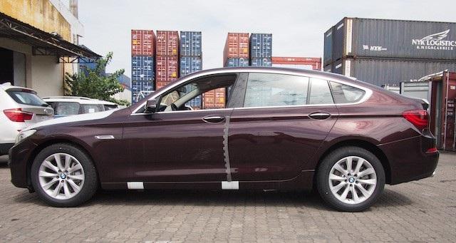 Tập đoàn Trường Hải kịp mở tờ khai nhập khẩu hơn 300 chiếc BMW và MINI trong năm 2017