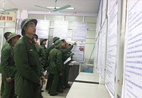 Năm 2017: Hà Nội có 213 phiên giao dịch việc làm - 3