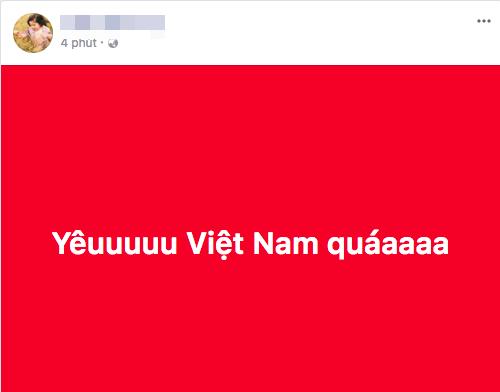 """U23 Việt Nam chiến thắng, mạng xã hội phủ kín lời chúc các """"anh hùng"""" - 6"""