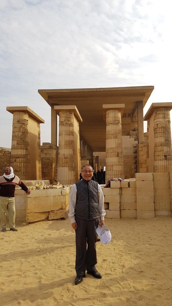 Choáng ngợp trước Kim tự tháp Giza - 7