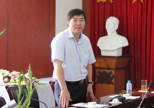 Ông Nguyễn Danh Dương - Giám đốc Trung tâm Chiếu phim Quốc gia.