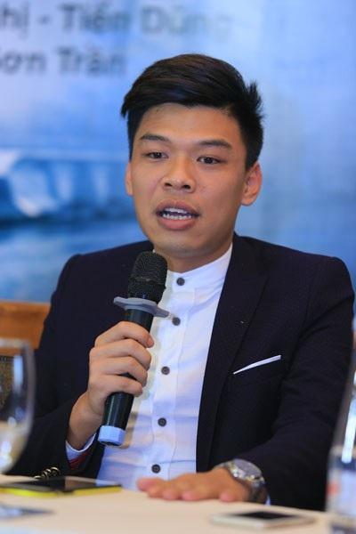 Diễn viên trẻ Trung Ruồi chia sẻ về nỗi sợ hãi khi đóng phim Cuộc phiêu lưu của Trung Ruồi và Minh Tít. Bộ phim sẽ ra mắt trong dịp Tết Nguyên Đán 2018. (Ảnh: Minh Tâm HD)