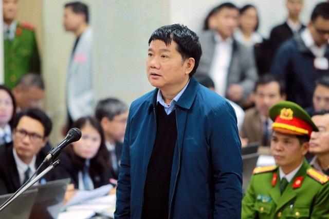 Theo bị cáo Đinh La Thăng, giao PVC làm tổng thầu là do sức ép