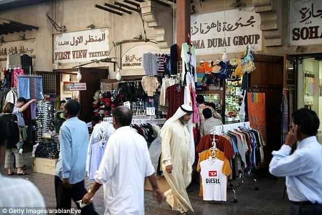 Đường phố Dubai (Ảnh minh họa: Getty)