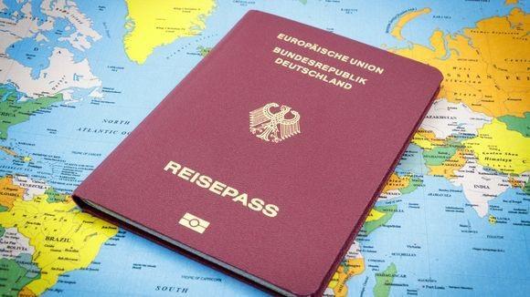 Hộ chiếu Đức quyền lực nhất thế giới | Báo Dân trí