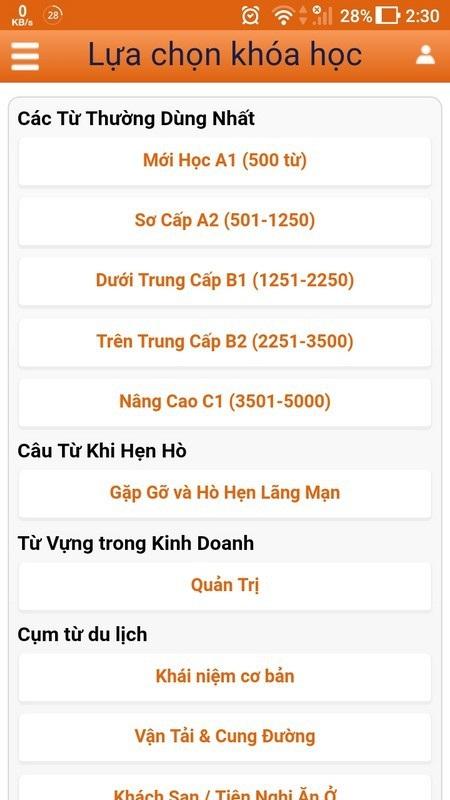 Ứng dụng học từ vựng tiếng Anh cực hữu ích dành cho Android và iOS - 1