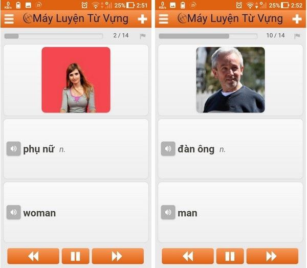 Ứng dụng học từ vựng tiếng Anh cực hữu ích dành cho Android và iOS - 2
