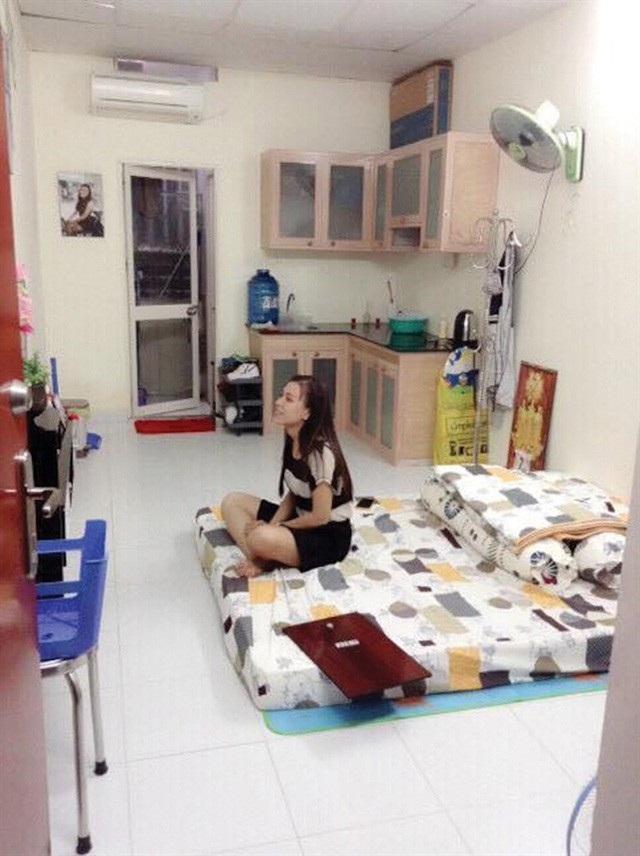 Cuộc sống thực tế tại một căn hộ 20m2 ở TPHCM (Ảnh: Phan Trí)