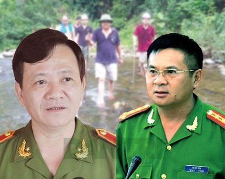 Hai vị tướng vốn được coi là khắc tinh của tội phạm, đã nghỉ hưu.