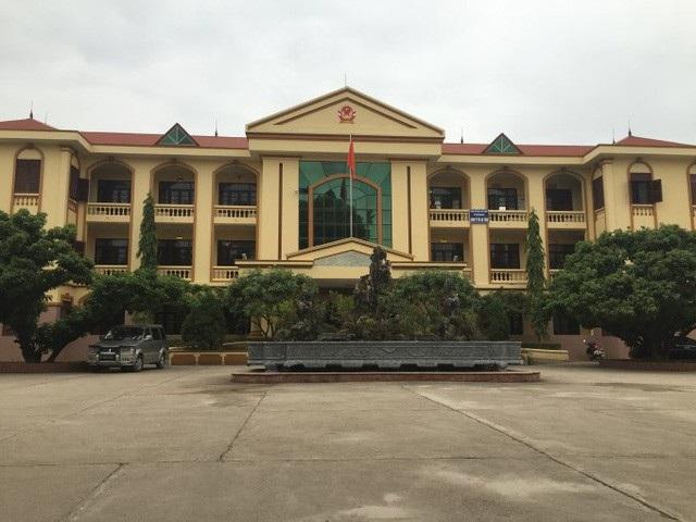 Nhiều cán bộ, lãnh đạo huyện Lục Ngạn sai phạm nghiêm trọng theo kết luận của Thanh tra tỉnh Bắc Giang.