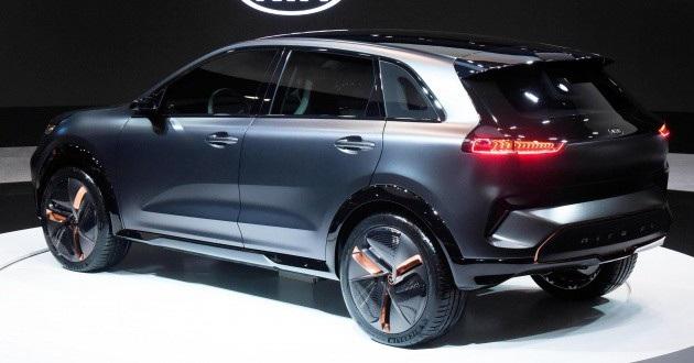 Kia Niro EV Concept - Vẻ đẹp của phong cách tối giản - 5
