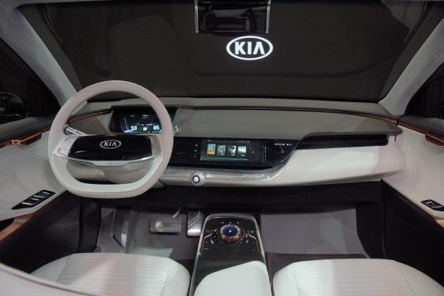 Kia Niro EV Concept - Vẻ đẹp của phong cách tối giản - 3