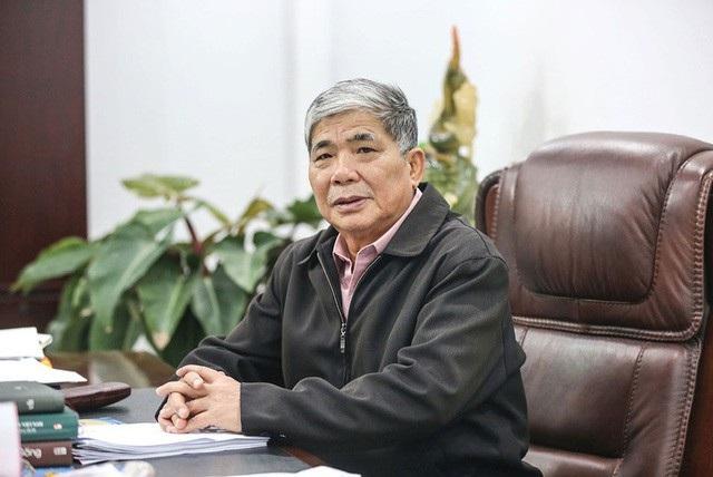 Ông Lê Thanh Thản - Chủ tịch Tập đoàn Mường Thanh (ảnh: Dân Việt)