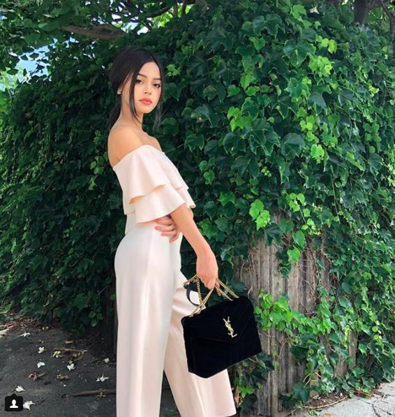 """""""Hot girl môi dày"""" Lily Maymac đến Sài Gòn, tấm tắc khen món ăn Việt - 8"""