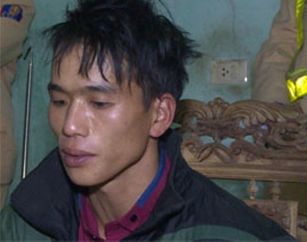 Đối tượng Biền bị CSGT bắt giữ khi vận chuyển số lượng lớn ma túy từ Lào về Việt Nam tiêu thụ