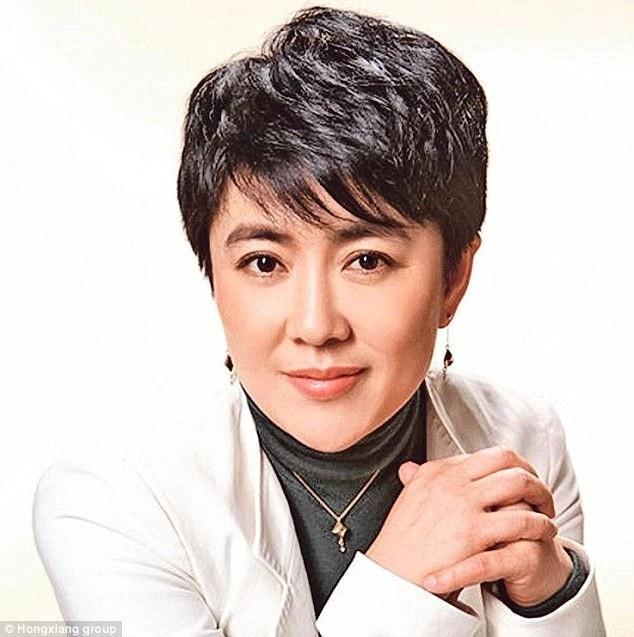 Bà Ma Xiaohong (Ảnh: Hongxiang Group)