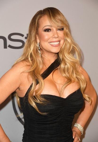 Mariah Carey nổi bật trên thảm đỏ với loạt nữ trang kim cương khủng