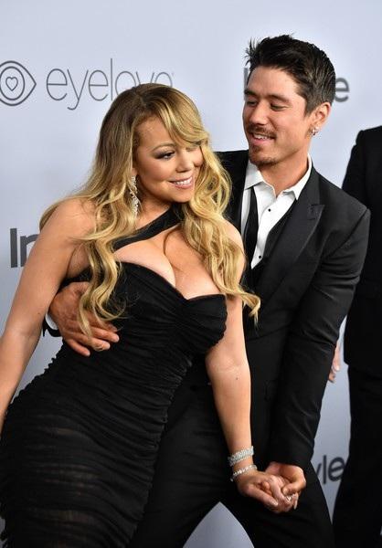 Mariah Carey xinh đẹp, trẻ trung hơn từ khi yêu vũ công 34 tuổi