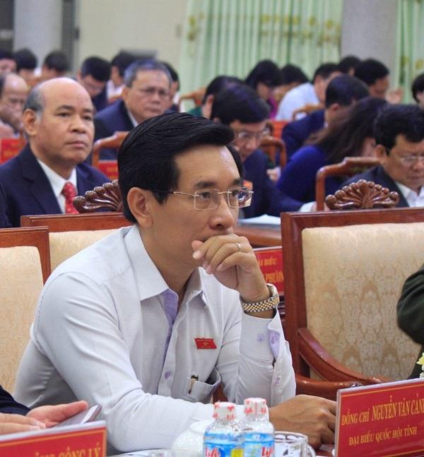 Việc bổ nhiệm thần tốc ông Nguyễn Văn Cảnh ở Bình Định từng gây xôn xao dư luận năm 2017.