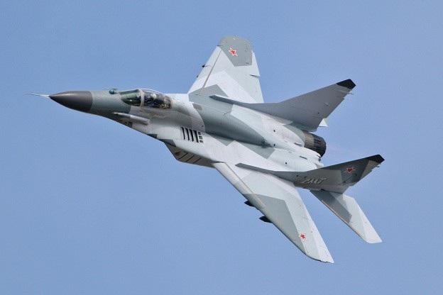 Máy bay chiến đấu MiG-29 của Nga. (Ảnh: Bộ Quốc phòng Nga)