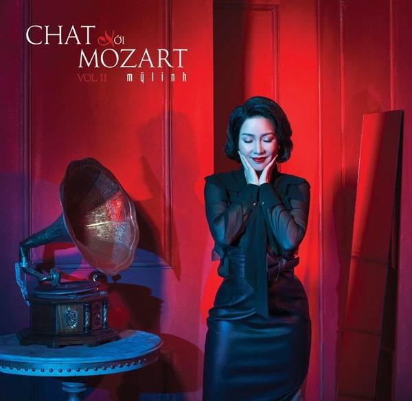 Để ra mắt Chat với Mozart II, cả Mỹ Linh và ê kíp làm việc vô cùng vất vả.