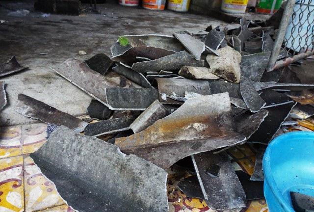 """Vụ nổ lớn ở Nghệ An: """"Xa cả trăm mét vẫn bị rung lắc"""" - 3"""