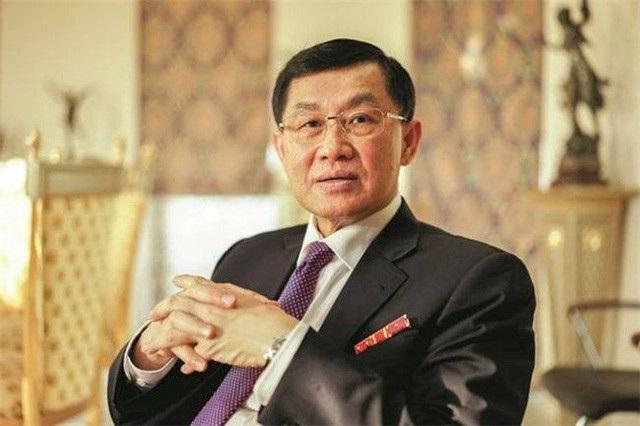 Ộng Hạnh Nguyễn hiện đang là Chủ tịch của SASCO.