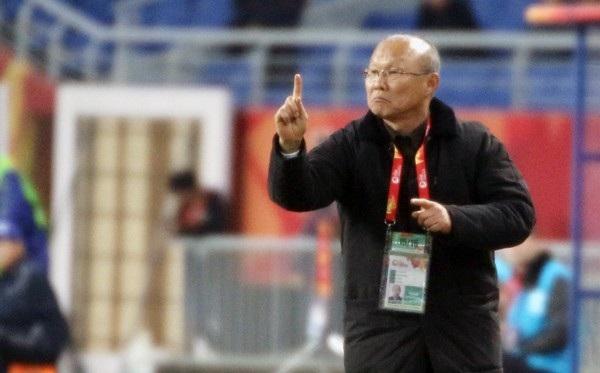 HLV Park Hang Seo được so sánh với HLV huyền thoại Guus Hiddink