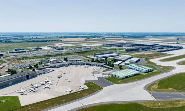 Toàn cảnh thiết kế sân bay Berlin Brandenburg