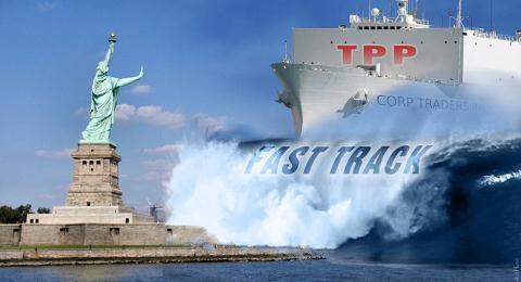 Mỹ từ chối nhưng Anh lại nhận tham gia TPP.