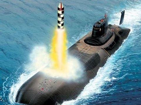 Nga đã loại biên 2 tàu ngầm hạt nhân lớn nhất thế giới thuộc Project 941 lớp Akula