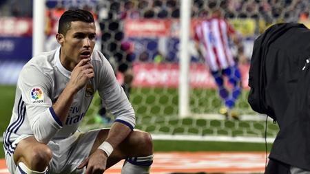 C.Ronaldo muốn thử sức với điện ảnh