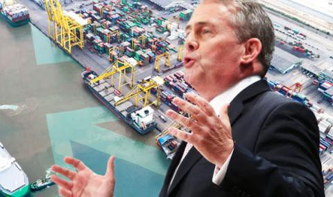Quan chức Bộ Thương mại Anh Liam Fox đặt niềm tin hợp tác với Trung Quốc và TPP.